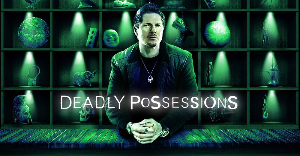 Deadly Possessions main - Zak Bagans Talks Deadly Possessions, His Museum, and the Dangers of Haunted Objects