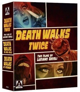 Death Walks Twice Two Films by Luciano Ercoli