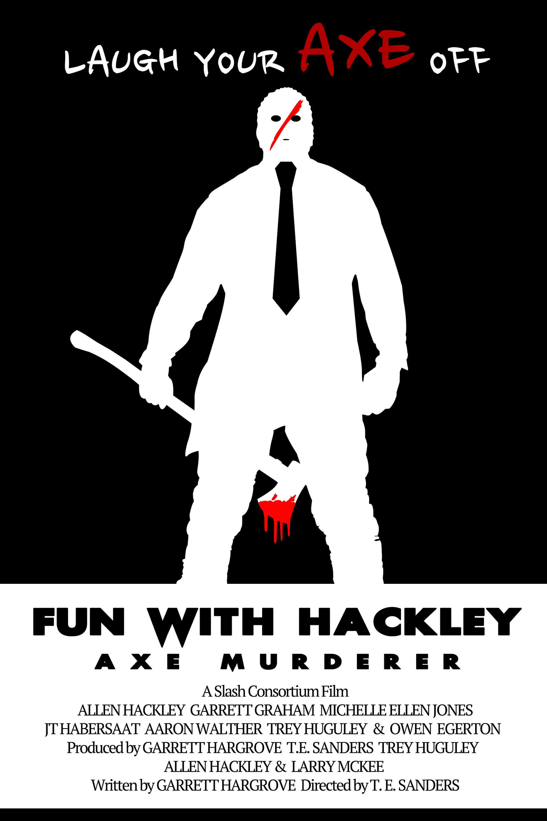 Fun With Hackley7 converted 1 - Fun with Hackley Trailer Will Have You Laughing Your Axe Off
