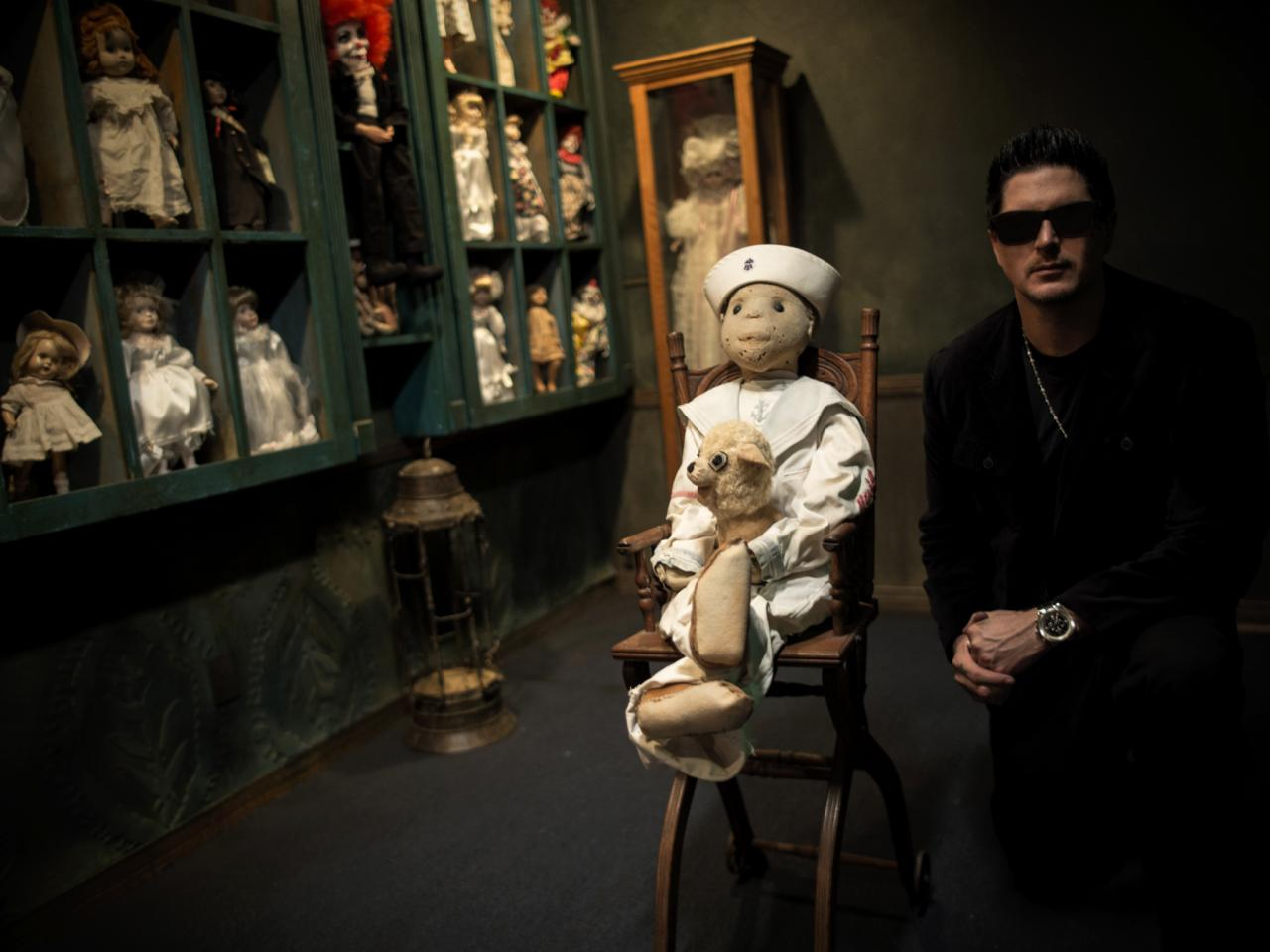 Robert the Doll - Zak Bagans Talks Deadly Possessions, His Museum, and the Dangers of Haunted Objects