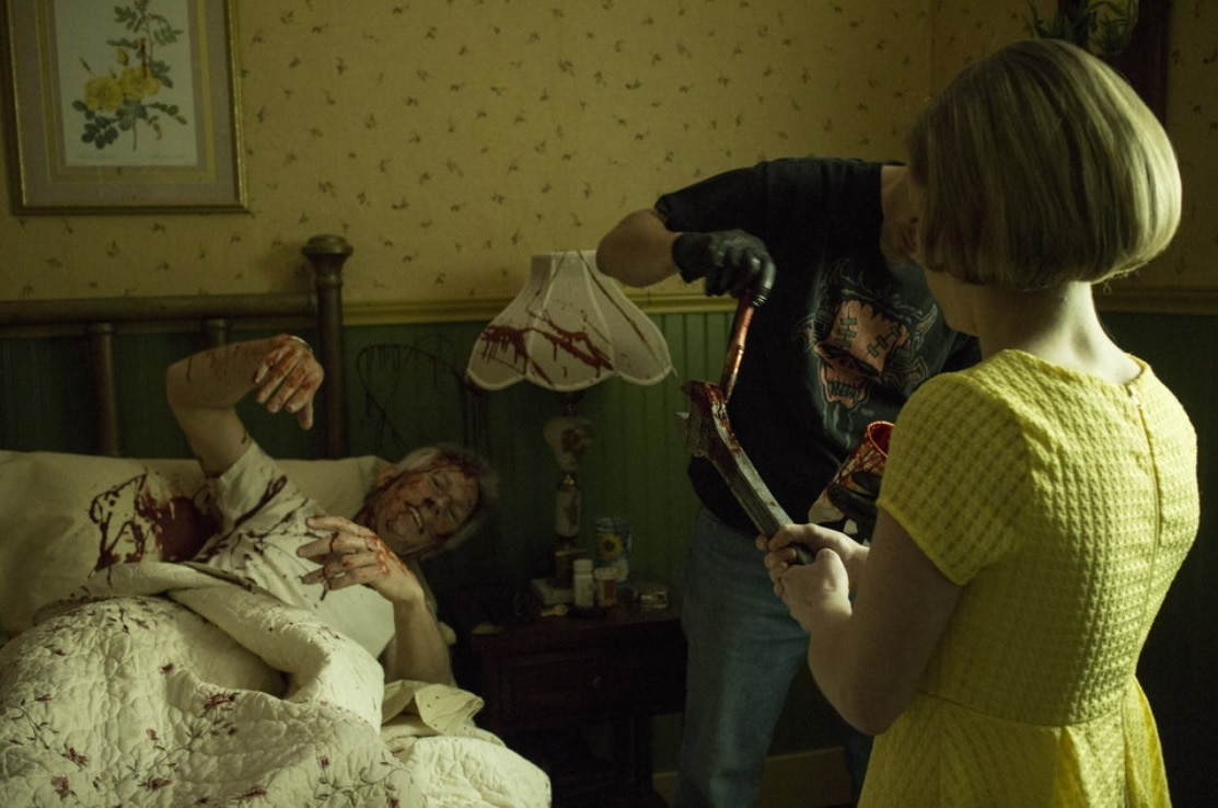 Set Photos Provide Bloody First Look at Children of the ...