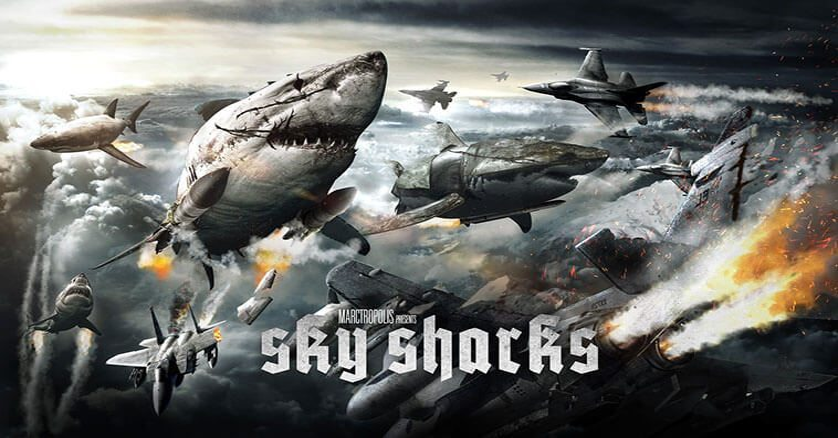 Sky Sharks 1 - Exclusive: Director Marc Fehse Talks Sky Sharks