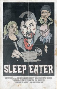 SleepEater 194x300 - Sleep Eater (Short, 2016)