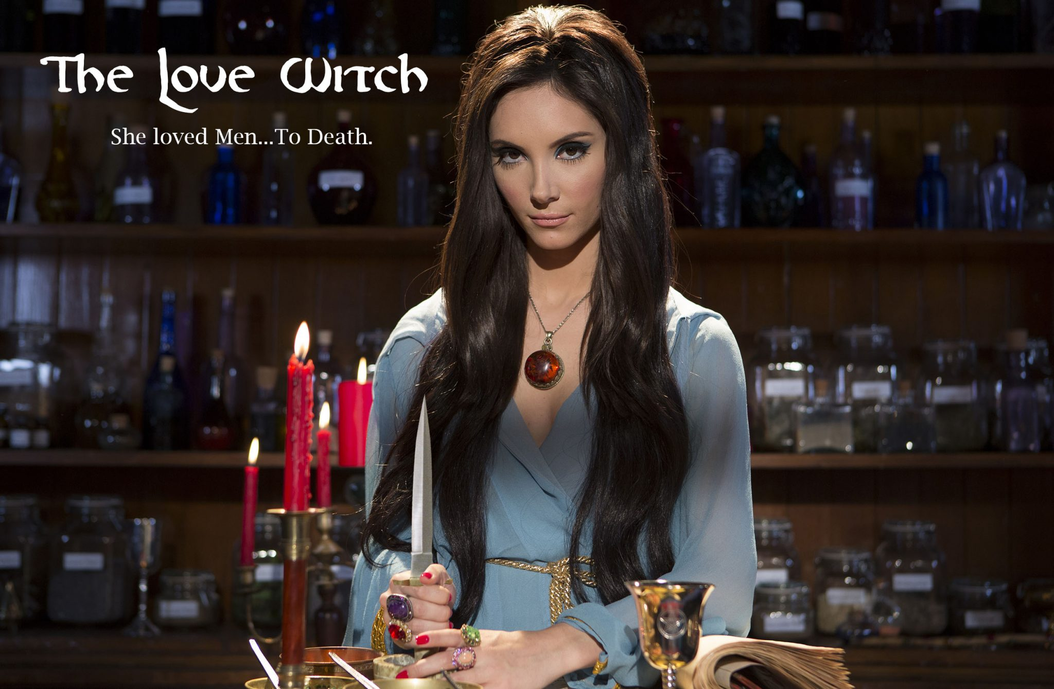 The love witch 2 - Exclusive: Director Anna Biller Talks The Love Witch