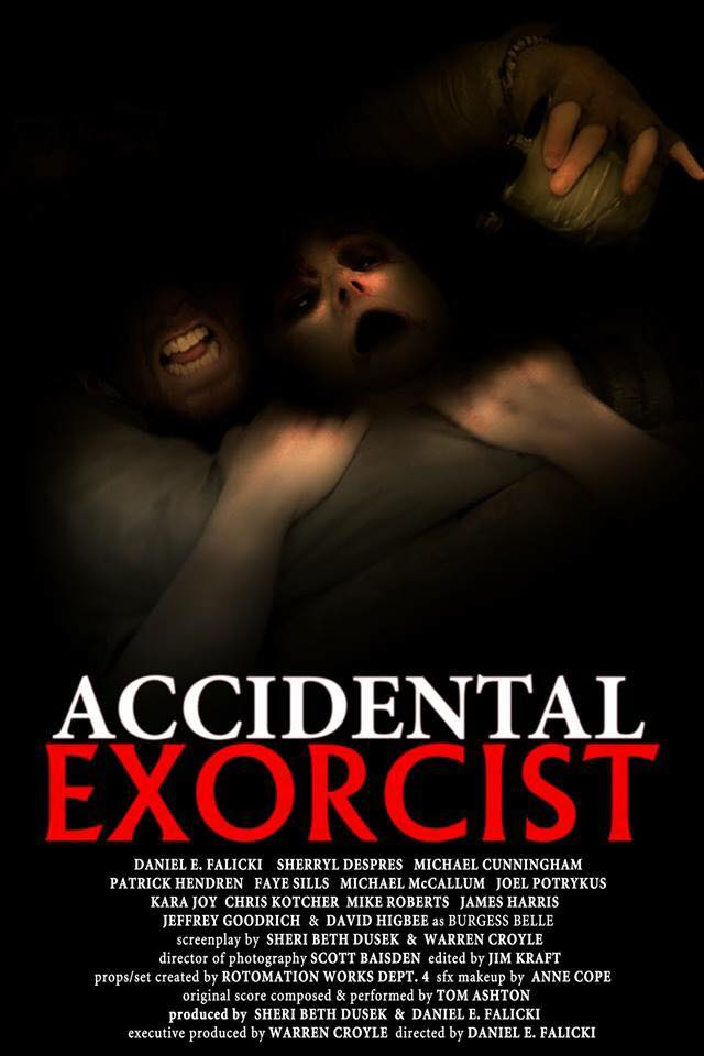 accidental exorcist - Intentional Trailer for the Accidental Exorcist