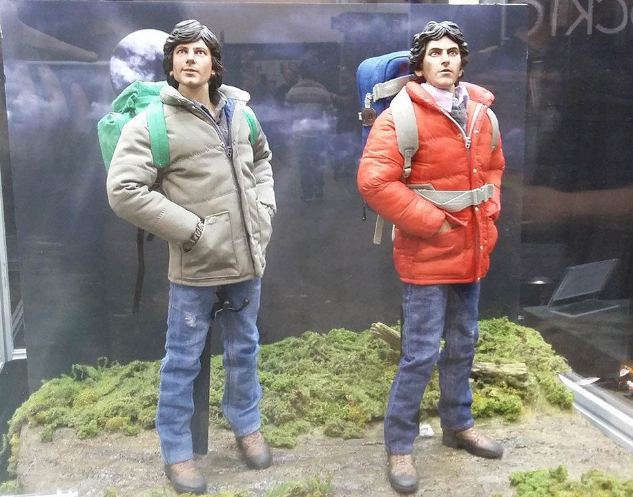 american werewolf toys 2 - Check Out Upcoming An American Werewolf in London and The Thing Action Figures