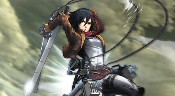 attack on titan game eren 1 - Attack on Titan Game Stomping into the US in August; New Gore-Filled Trailer Unveiled