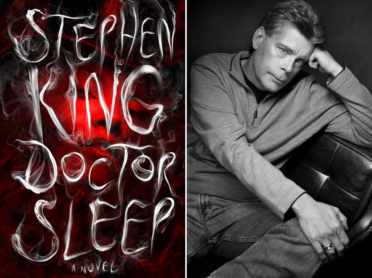 stephen king 39 s the shining sequel doctor sleep being adapted for big screen dread central. Black Bedroom Furniture Sets. Home Design Ideas