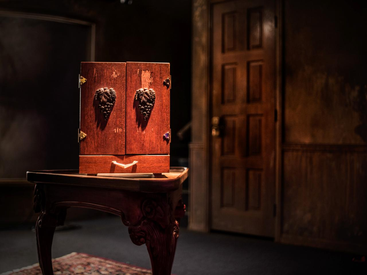 dybbuk box - Zak Bagans Talks Deadly Possessions, His Museum, and the Dangers of Haunted Objects