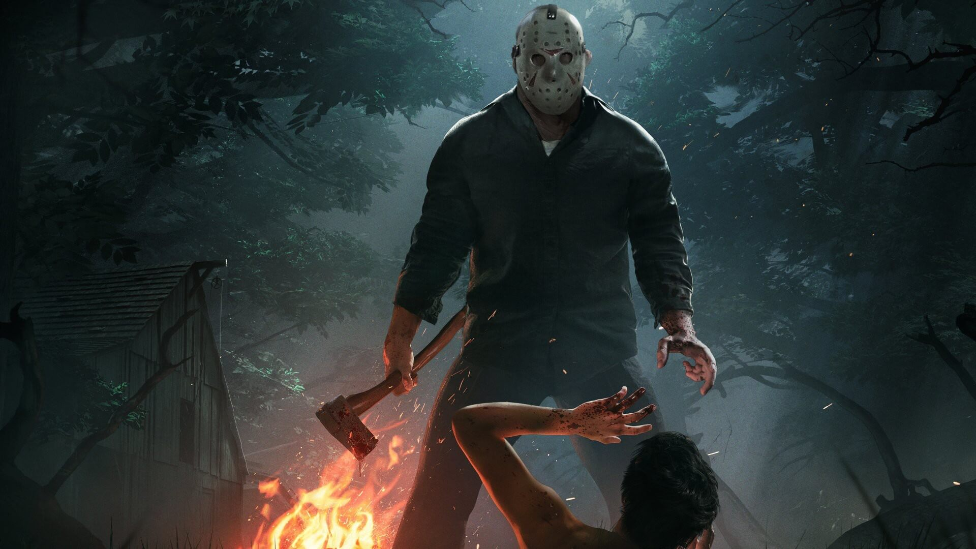 friday 13th game 1 - Win a Digital Download of Friday the 13th: The Game