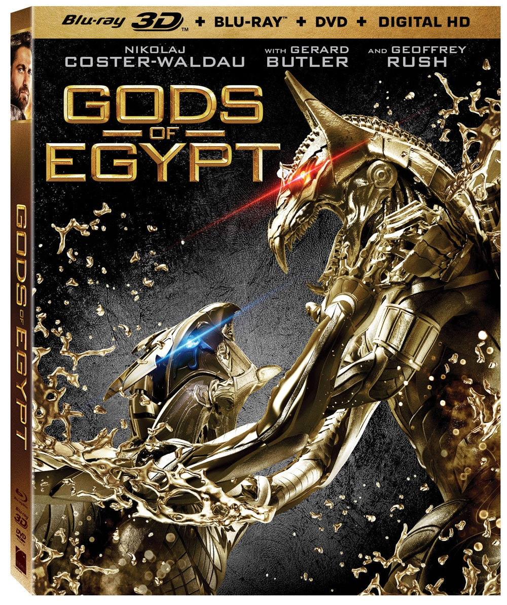godsofegypt - The Gods of Egypt to Rule at Home!