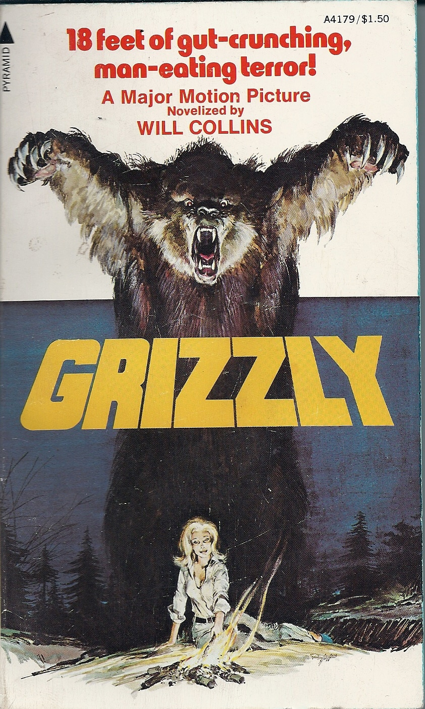 grizzly0001 - Jaws-Inspired Summer Reading, Part 1