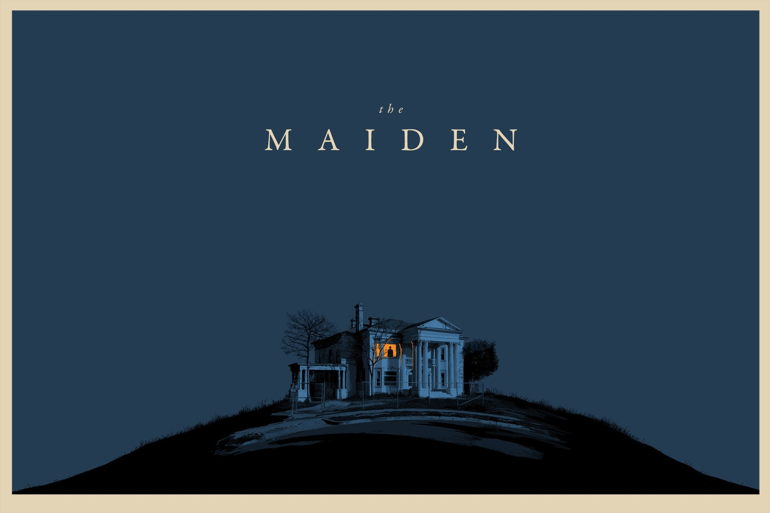 maiden quad poster - The Horrors of House-Hunting in Supernatural Short The Maiden
