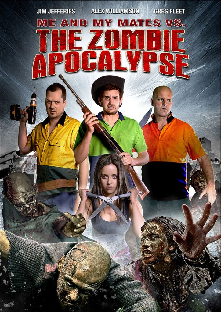 me and my mates 724x1024 - Aussie Film Me and My Mates vs. The Zombie Apocalypse Gets a Trailer