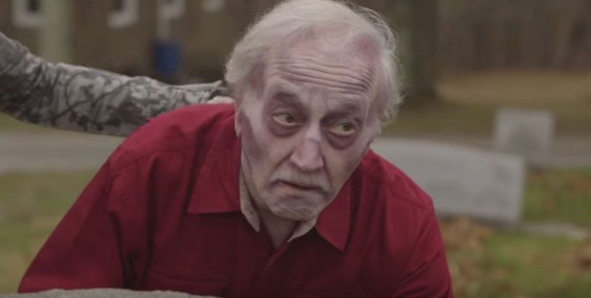 my uncle john is a zombie 1 - First Look: My Uncle John Is a Zombie
