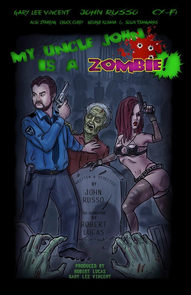 my uncle john is a zombie - First Look: My Uncle John Is a Zombie