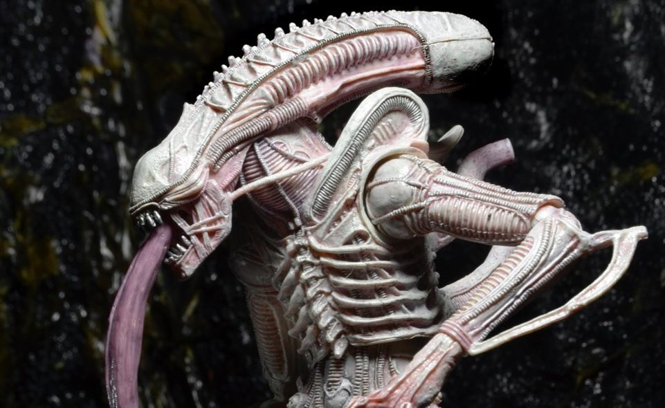 neca aliens concept - NECA Unveils 30th Anniversary Aliens Action Figure Collection