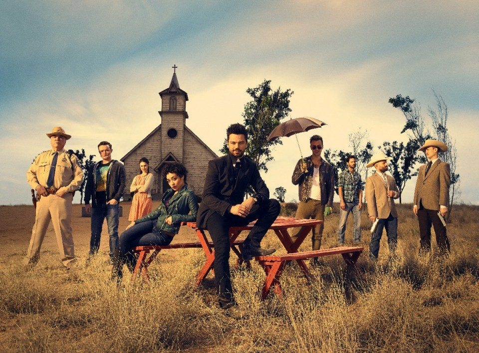 preacher 12 - Watch the Full Preacher Pilot Right Here Commercial-Free!