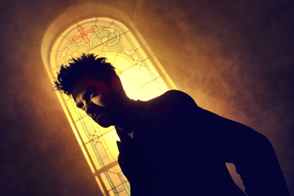 preacher 5 - See the First Five Minutes of Preacher!