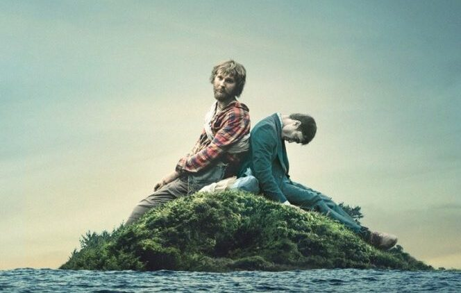 swiss army man art 664x422 - Swiss Army Man Washes Ashore on Blu-ray and DVD
