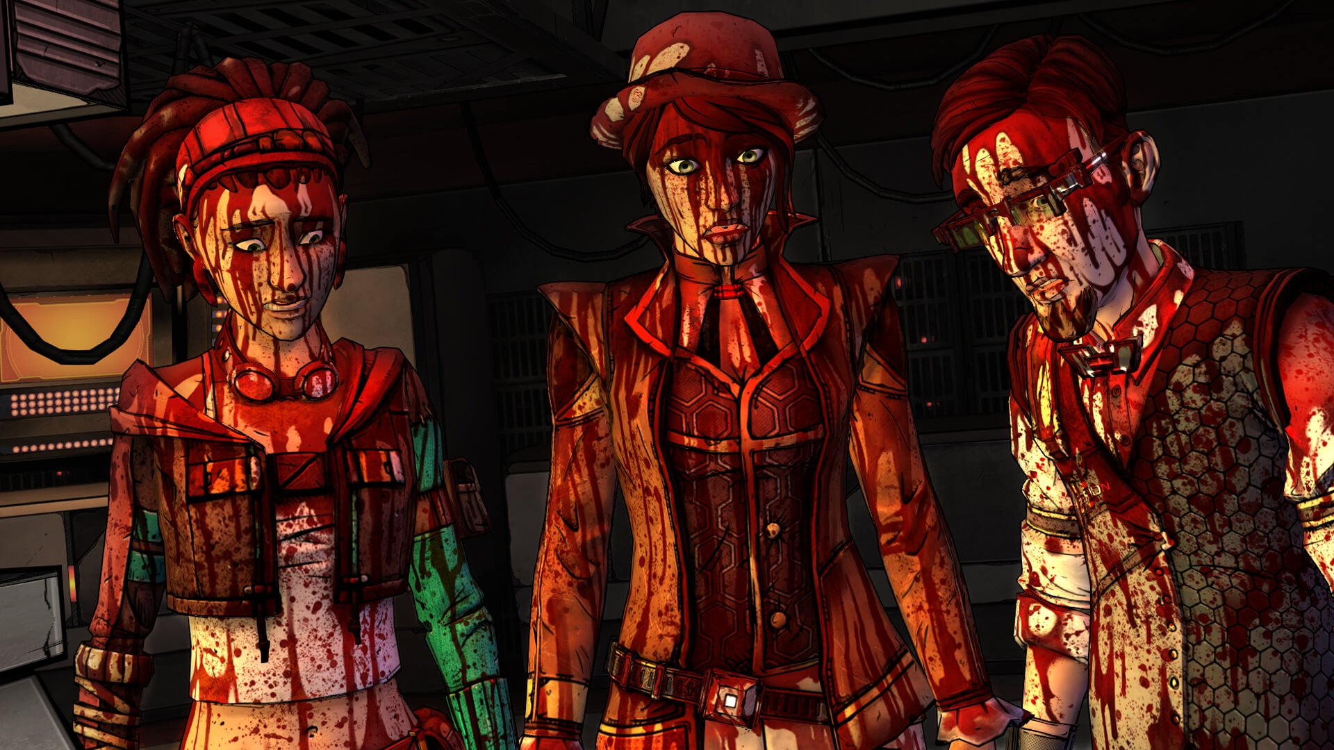 tales from the borderlands 1 - Tales from the Borderlands Disc Launch Trailer Brings Out the Big Guns