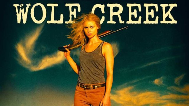 Wolf Creek TV Poster s - Wolf Creek (TV Mini-Series, 2016)