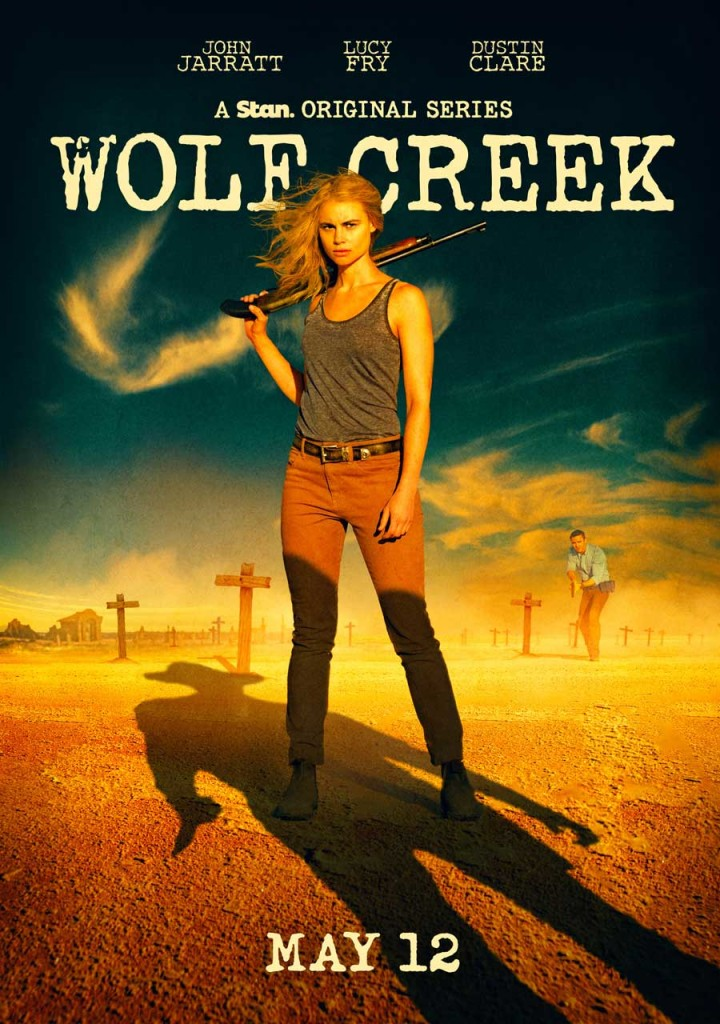 Wolf Creek TV Poster - Wolf Creek Series Comes Stateside
