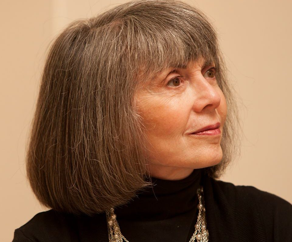 annerice thumb - Rights to The Vampire Chronicles Revert to Anne Rice; Movie OFF and TV Series ON!