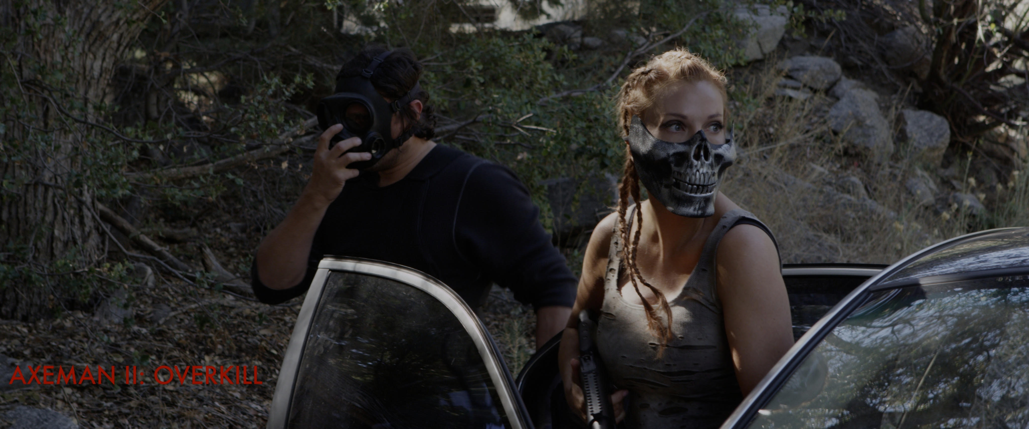 axeman 2 overkill - Axeman II: Overkill Trailer Delivers the Chop