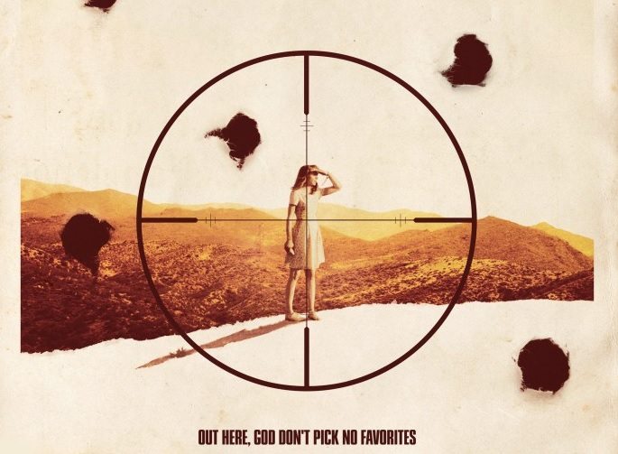 carnage park  - New Carnage Park Poster Sets Sights on Ashley Bell