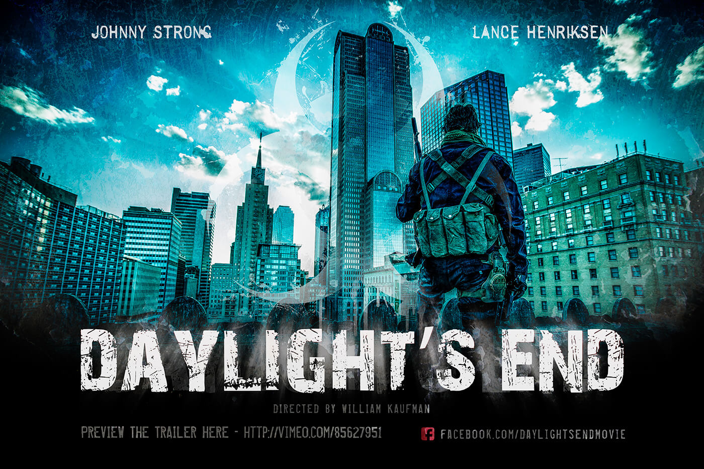 daylights end 1 - Zombies Attack a Police Station in Daylight's End