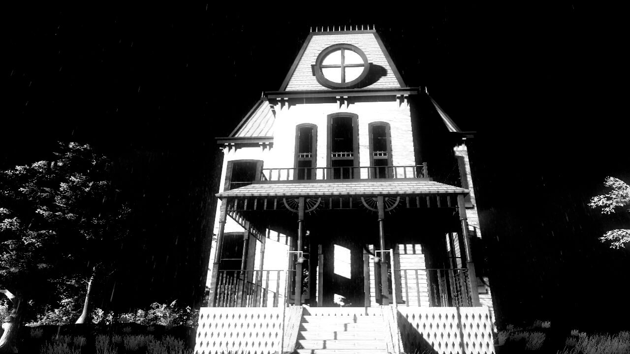 gates hotel house converted 1 1 - Alfred Hitchcock's Psycho Gets a Video Game Adaptation... Kind of