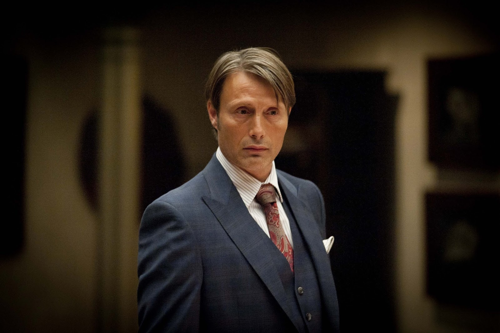 mikkelsen hannibal - Bryan Fuller Discusses a Possible Return of Hannibal