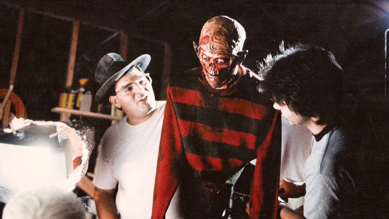 pracfx elmstreet - 20 Behind-the-Scenes Photos That Prove Practical Effects Will Always Be Better