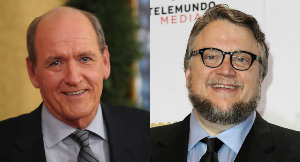the shape of water 1024x553 - Guillermo del Toro and Richard Jenkins Discover The Shape of Water