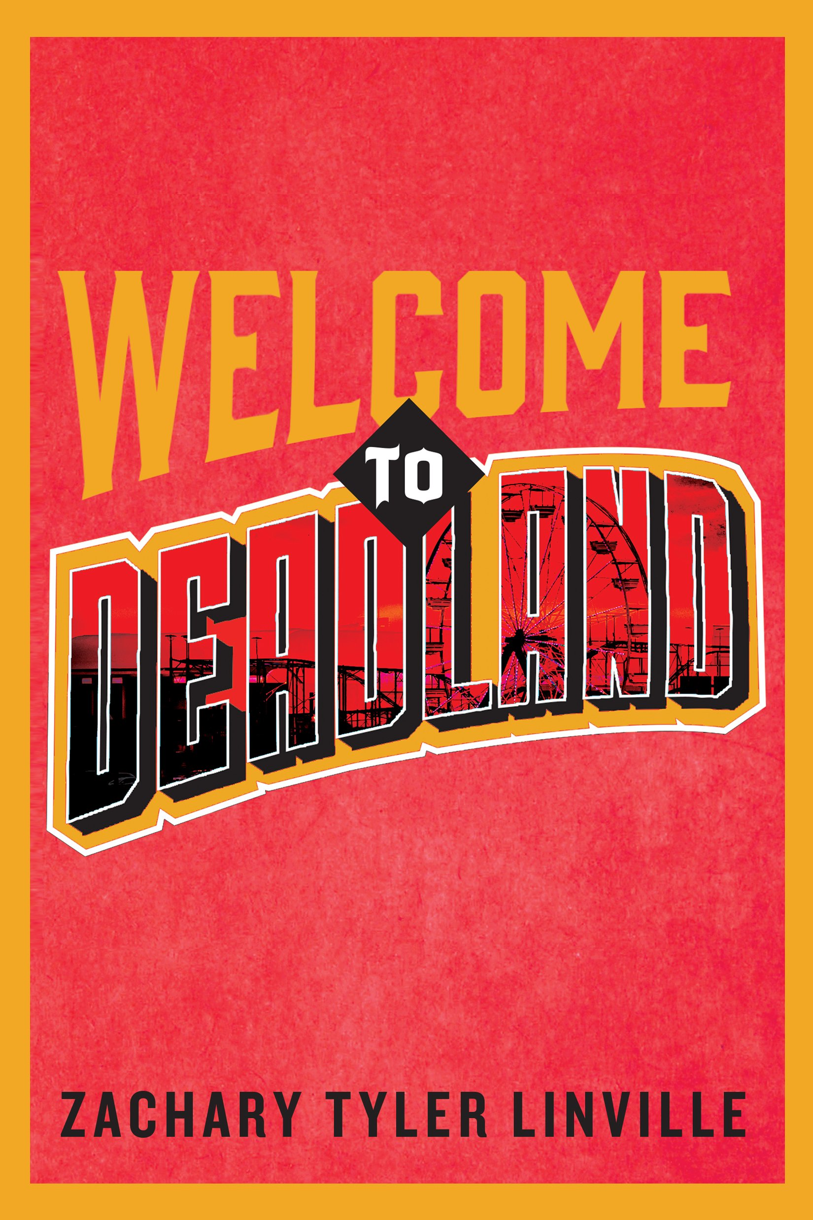 welcometodeadland - Nerdist Says Welcome to Deadland in August