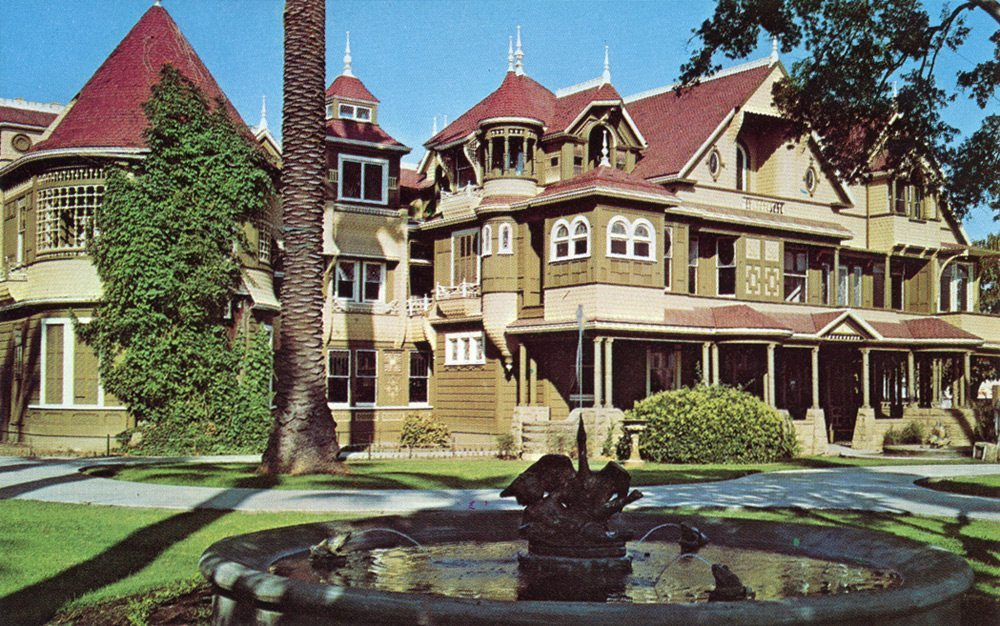 Winchester Mystery House - Movie on the Way and More ...