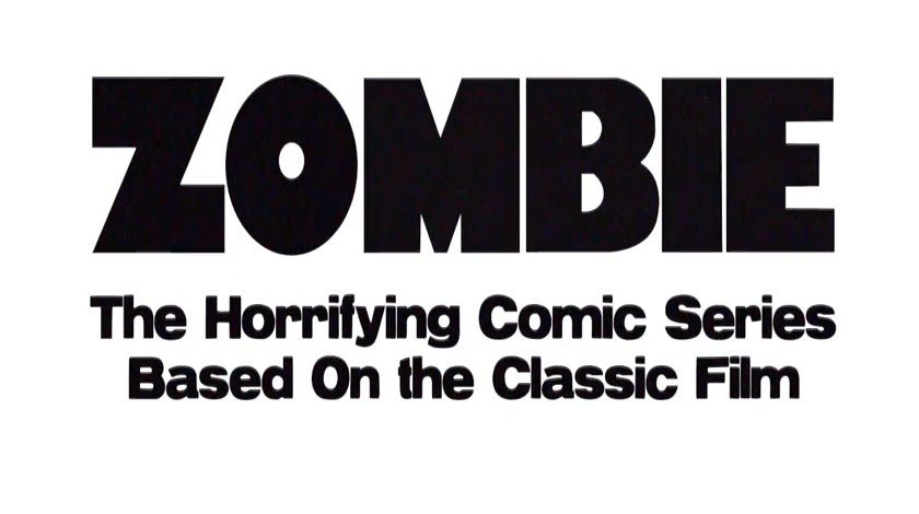 zombie comic - Eibon Press Releases First Trailer for Zombie Comic Book Series