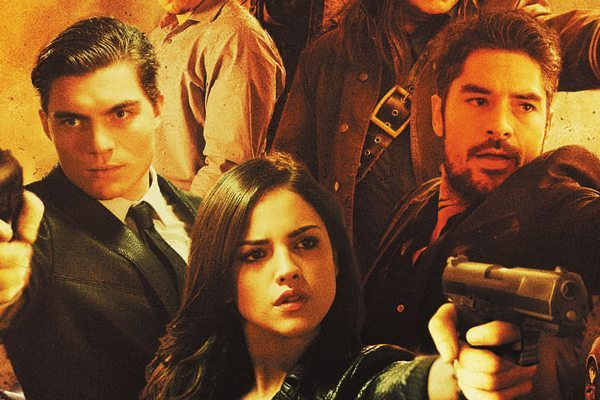From Dusk Til Dawn Season 2 UK DVD