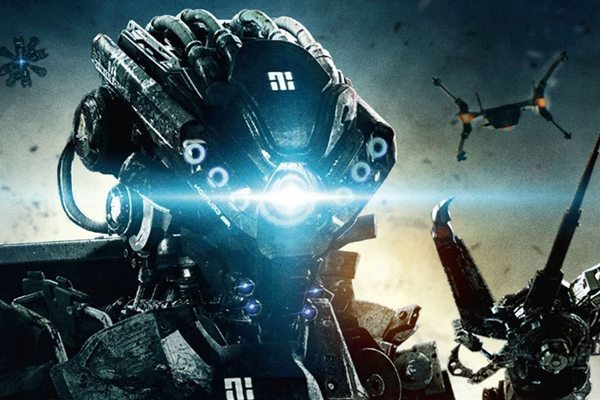 Kill Command UK DVD Image