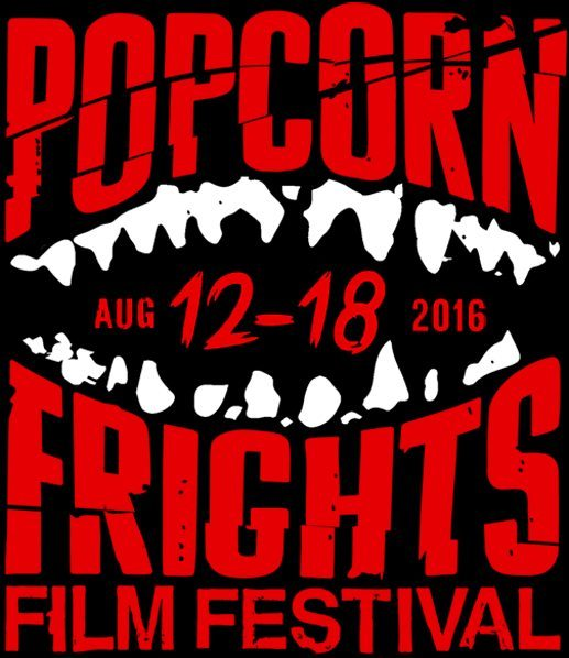 Popcorn Frights Logo 2016 Black - 2nd Annual Popcorn Frights Film Festival Announces 2016 Lineup!