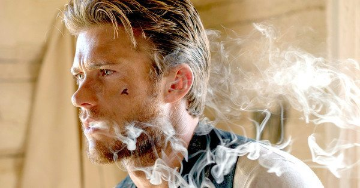 Scott Eastwood Pacific Rim 2 - Scott Eastwood Could Suit Up for Pacific Rim 2