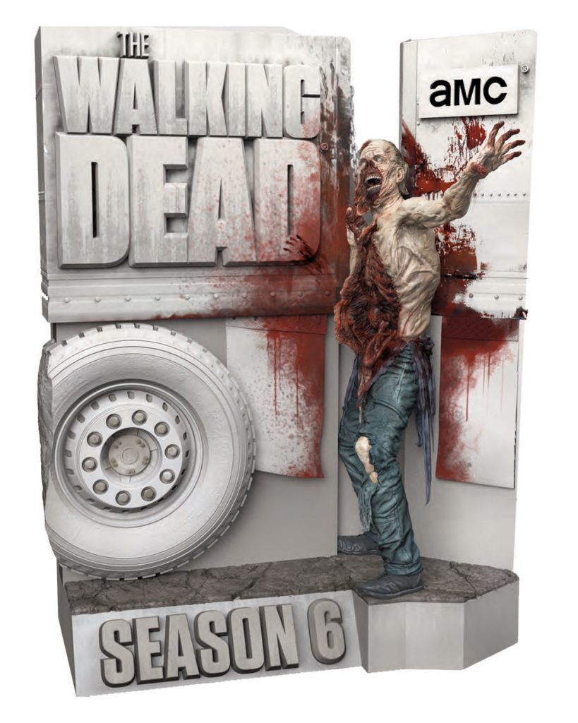 Walking Dead S6 Limited Edition 819x1024 - Win a Copy of The Walking Dead Season 6 LIMITED EDITION Blu-ray