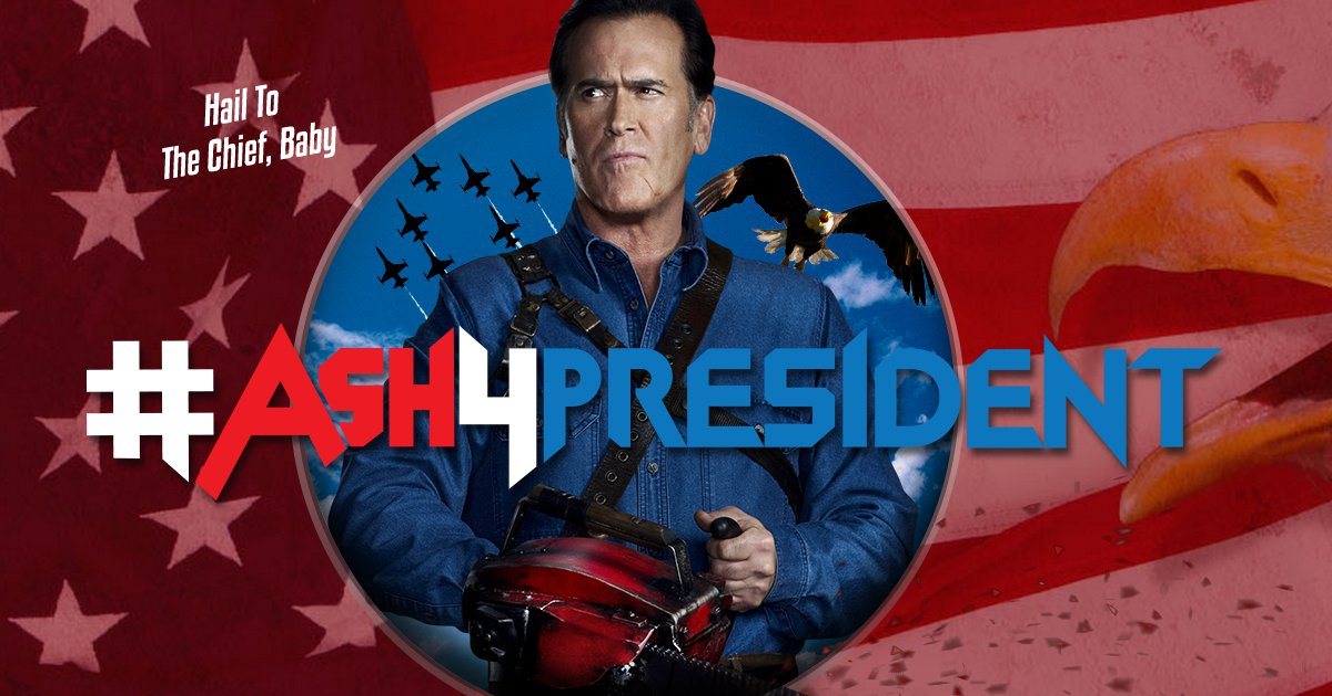 Ash 4 president