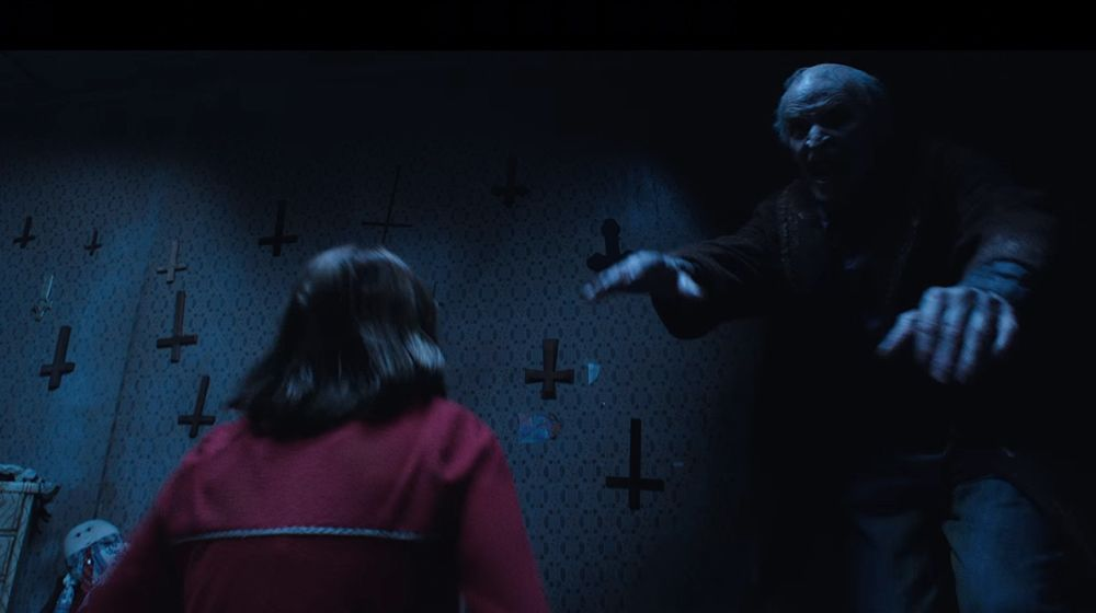 bill wilkins - Man Dies Watching The Conjuring 2; His Body Vanishes Without a Trace