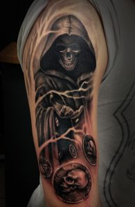 charon  finished  by disse86 d5w7vx7 195x300 - DC's The Devil's Muse: Artist Spotlight – Dennis Carlsson