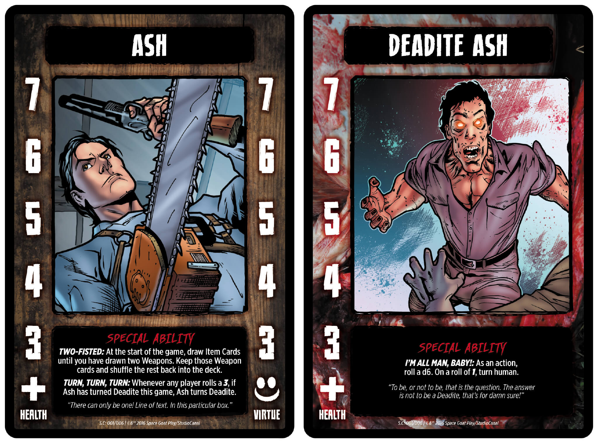 evil dead boardgame 1 - New Images from the Evil Dead 2 Board Game