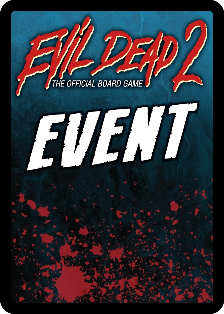 evil dead boardgame2 1 - New Images from the Evil Dead 2 Board Game