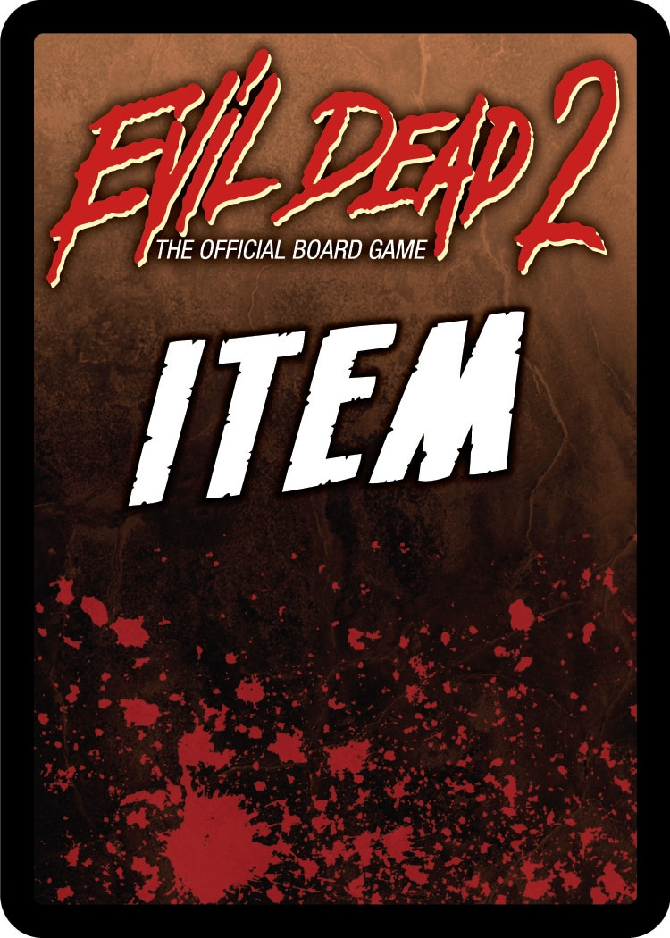 evil dead boardgame4 1 - New Images from the Evil Dead 2 Board Game
