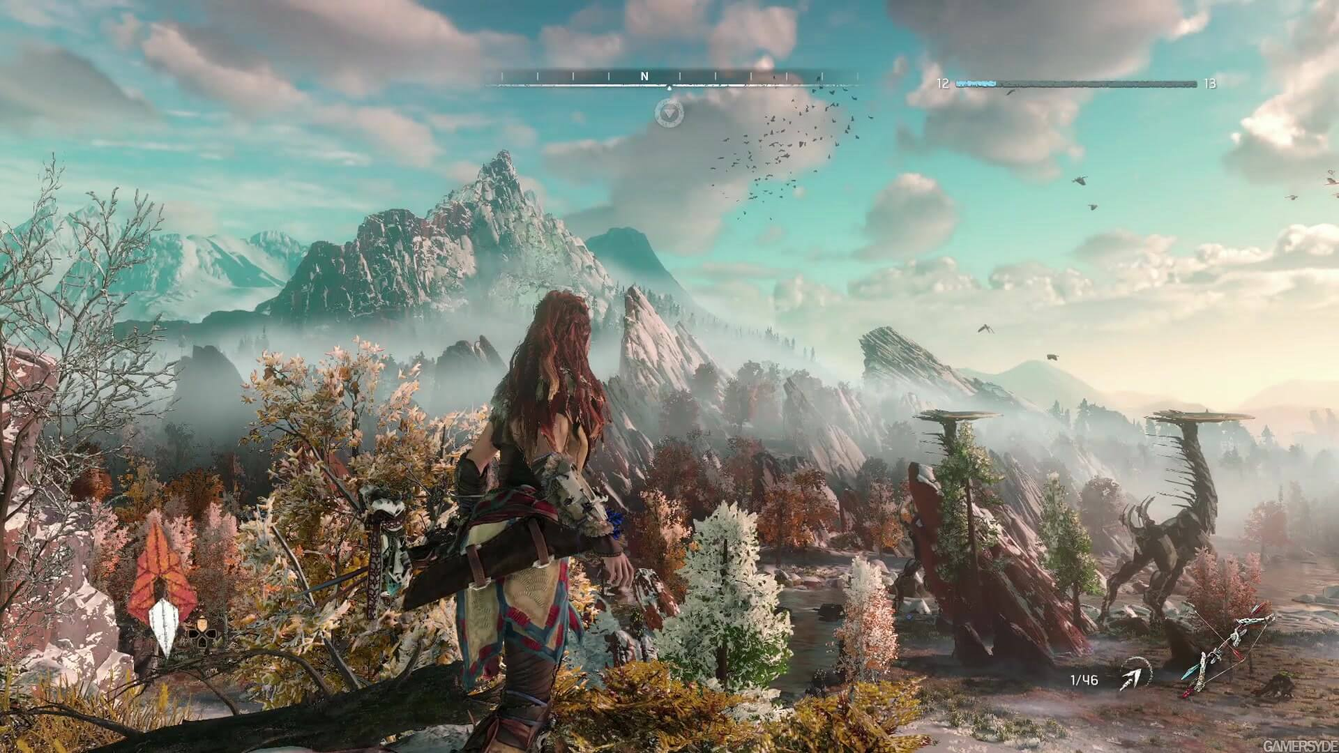 E3 2016 horizon zero dawn continues to look amazing - Horizon zero dawn android wallpaper ...